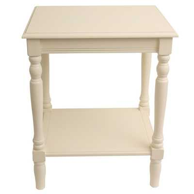 Simplify End Table - Overstock