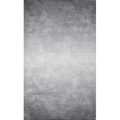 Bernetta Hand Tufted Ombre Gray Area Rug - Wayfair