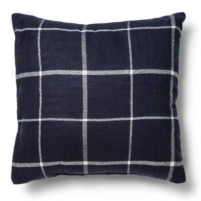 Throw Pillow Plaid - Threshold - Target