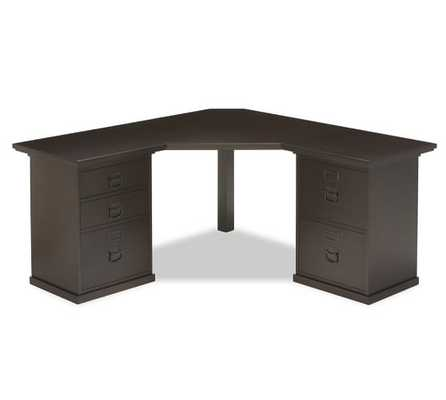 Bedford Corner Desk Set - Pottery Barn