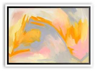 """Linda Colletta, St. Lucia 24"""" x 17"""" framed - One Kings Lane"""