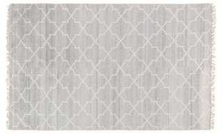 Mykonos Hand-Knotted Rug - 5x8 - One Kings Lane