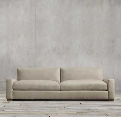 8' MAXWELL UPHOLSTERED SLEEPER SOFA - RH
