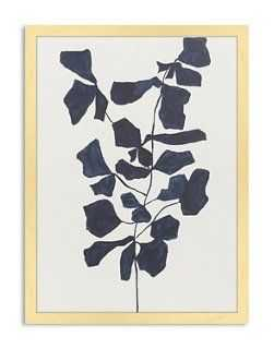 Catherine Jones, Indigo Fiddle-Leaf Fig - One Kings Lane