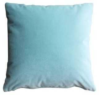 Hempstead Velvet Pillow - One Kings Lane