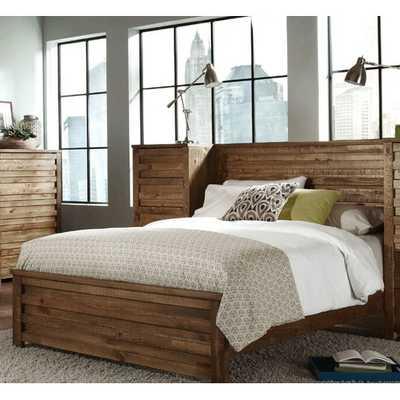 Melrose Panel Bed - King - AllModern