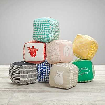 First Impression Blocks - Land of Nod