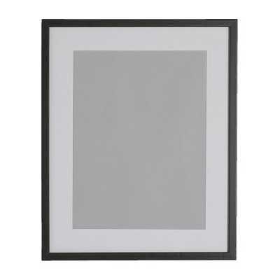 """RIBBA Frame, black - 12"""" x 16"""" - Ikea"""