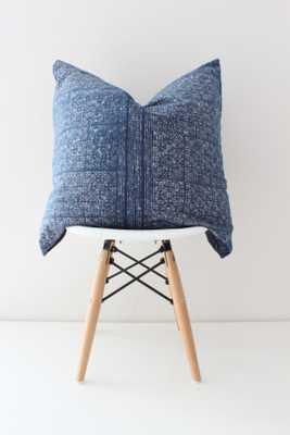 "20"" x 20"" Light Blue Hmong Striped Pillow Case - no insert - Etsy"
