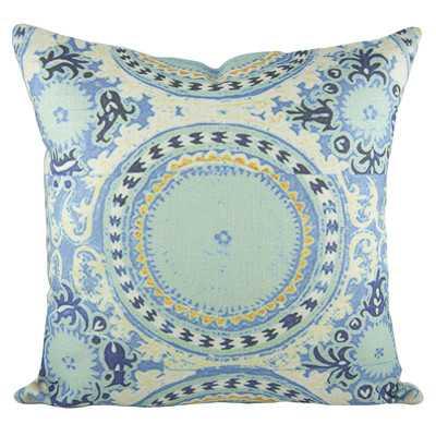 Bohemian Cotton Throw Pillowby TheWatsonShop - Wayfair