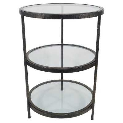 Round 2-Shelf Accent Table - Target