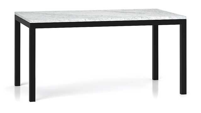Parsons Dining Table - Crate and Barrel