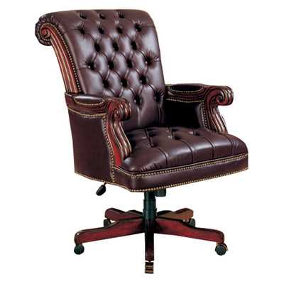 Siltcoos High Back Executive Chair - Wayfair