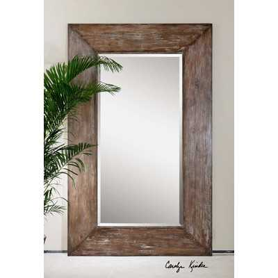 Langford Beveled Wall Mirror - Wayfair