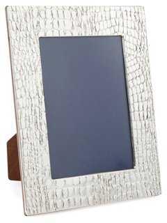 Sterling Frame, 4x6, Silver - One Kings Lane
