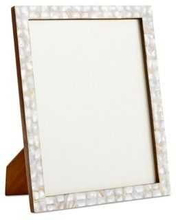 Mother-of-Pearl Frame - One Kings Lane