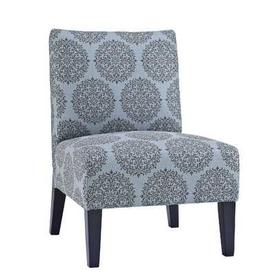 DHI Monaco Gabrielle Slipper Chair - Wayfair