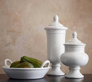 HUDSON CERAMIC VASES - Pottery Barn
