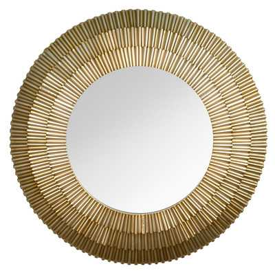 Layered Mirror - Champagne Glossy - Wayfair