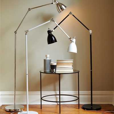 Industrial Task Floor Lamps - West Elm