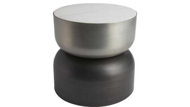 Silo side table - Short - CB2