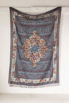Magical Thinkoing Anahita Boho Worn Tapestry - Urban Outfitters