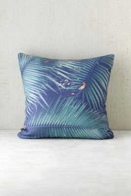 "Catherine McDonald For Deny Rainforest Floor Pillow - 18""x 18' - Urban Outfitters"
