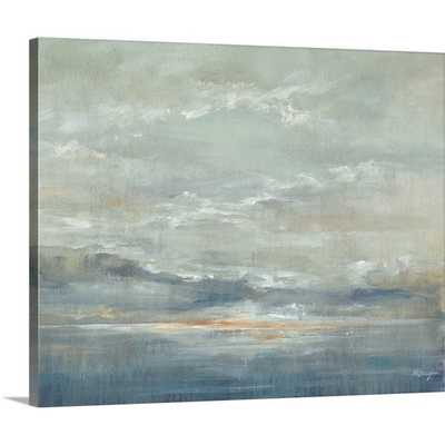 "Coastal Color by Farrell Douglass Painting on Wrapped Canvas - 16""H x 20""W x 1.5""D - Unframed - Wayfair"