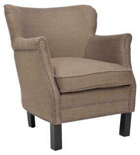 Petite Cove Chair, Dark Khaki - One Kings Lane
