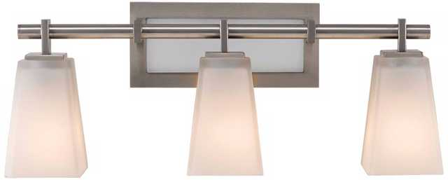 "Feiss Clayton 22 1/4"" Wide Bathroom Wall Light - Style # M8219 - Lamps Plus"