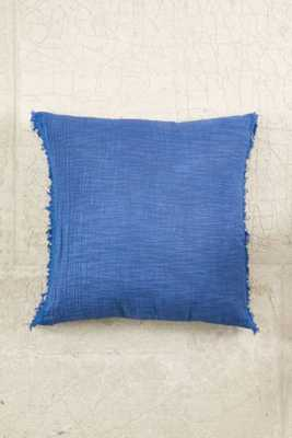 Plum & Bow Brooklyn Oversized Fringe Pillow- 24-no insert - Urban Outfitters