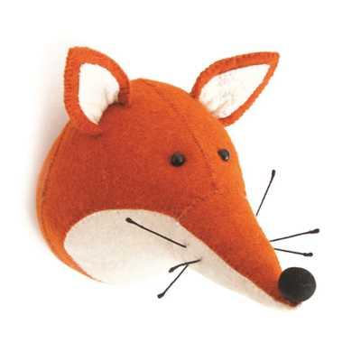 Fox Head Wall Décor - Giggle