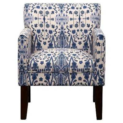 "Addison Arm Chair - Mumbai Blue - Thresholdâ""¢ - Target"
