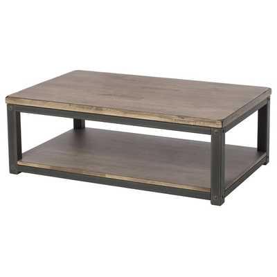 Heritage Coffee Table - Overstock