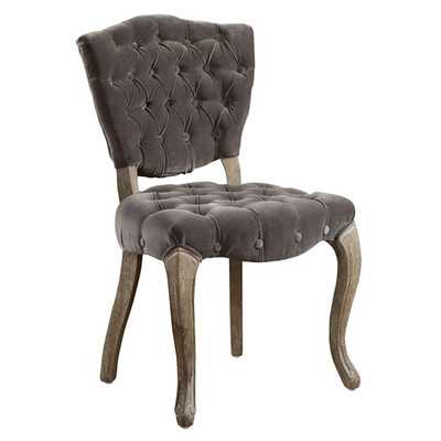 Yates Tufted Side Chair, Set of 2 - Wayfair