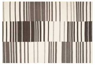 Arlin Flat-Weave Rug - One Kings Lane