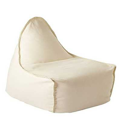 Newport Lounger Ivory - Domino