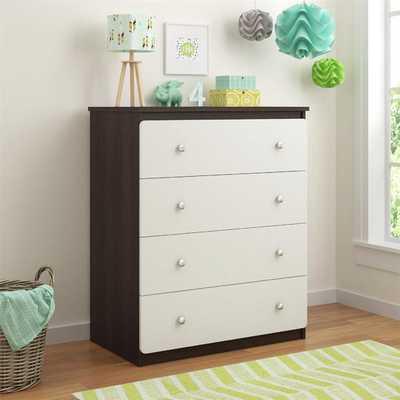 Willow Lake 4 Drawer Dresser - AllModern