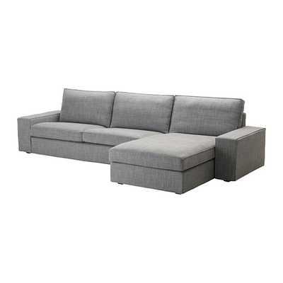 KIVIK Sofa and chaise - Ikea