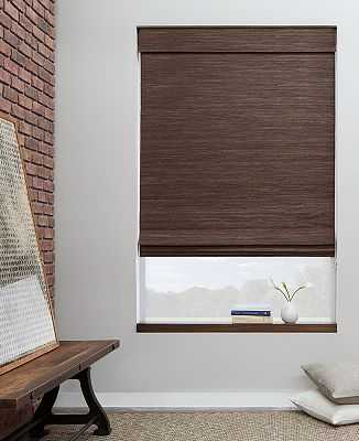 Standard Woven Wood Shade - Grassweave, Toast - 36x64 - The Shade Store