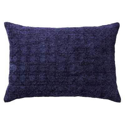 """Thresholdâ""""¢ Cane Chenille Oblong Toss Pillow - insert included - Target"""