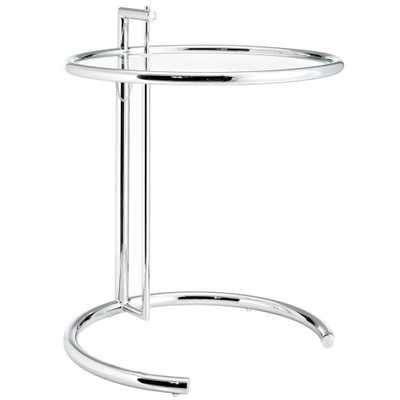 Eileen Gray Side Table - Domino