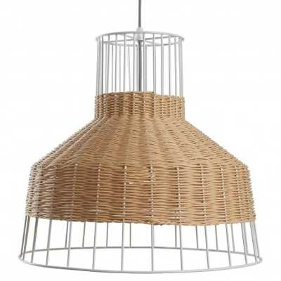 Laika Medium Pendant Light - Natural - BluDot