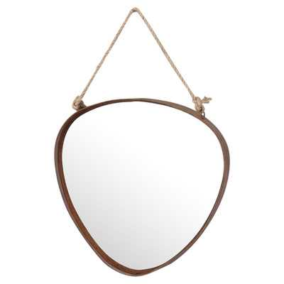 Loren Wall Mirror - Wayfair