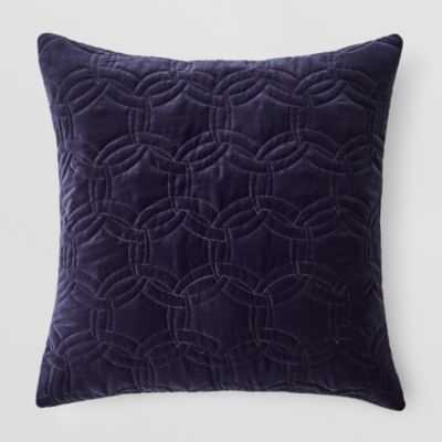 Pratesi Orbite Decorative Pillow - Dark Grey - 20x20 - Polyester Insert - Bloomingdales