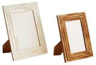 Bamboo Inlaid-Bone Frame Set - One Kings Lane
