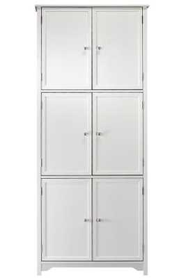 Oxford 6-Door Storage Cabinet - Amazon
