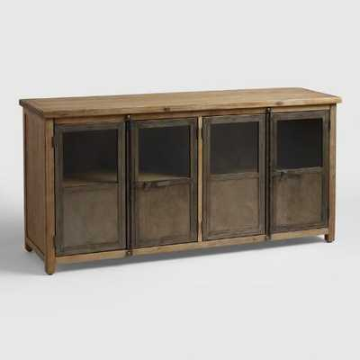 Langley Media Cabinet - World Market/Cost Plus
