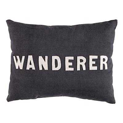 Wanderer Throw Pillow - Land of Nod