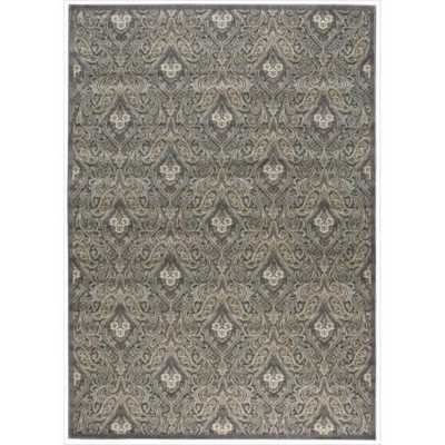 Nourison Graphic Illusions Paisley Rug - Overstock